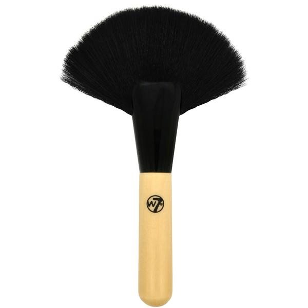 W7 Cosmetics Pensula Machiaj W7Cosmetics Fan Brush