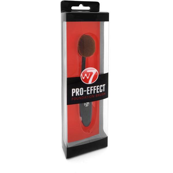 W7 Cosmetics Pensula Machiaj W7Cosmetics Pro-Effect Foundation Brush