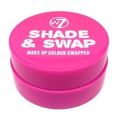W7 Cosmetics Buretel Curatat Pensule W7Cosmetics Shade and Swap