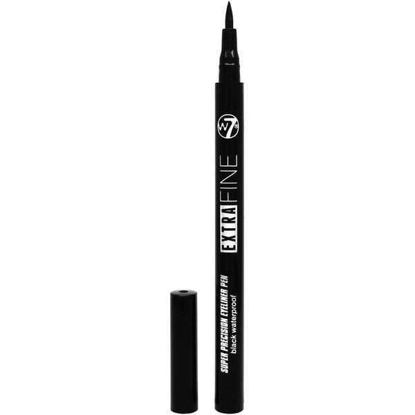 W7 Cosmetics Contur De Ochi W7Cosmetics ExtraFine Eyeliner Pen