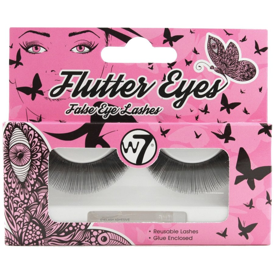 Gene False W7Cosmetics Flutter Eyes 01