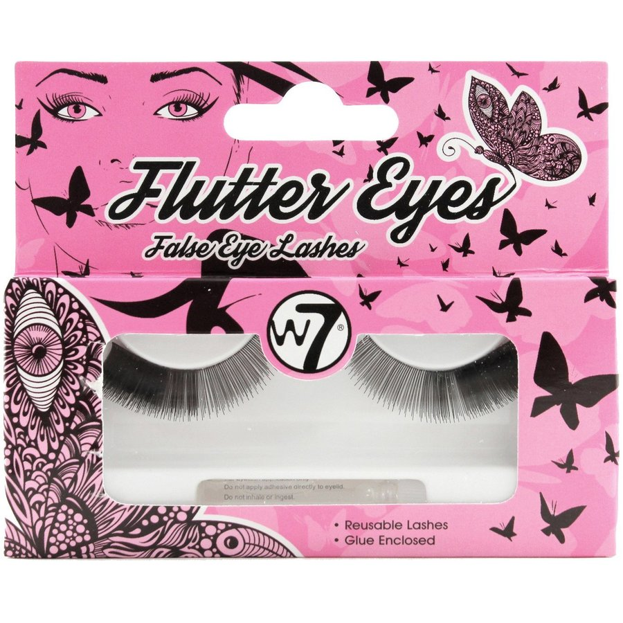 Gene False W7cosmetics Flutter Eyes 03