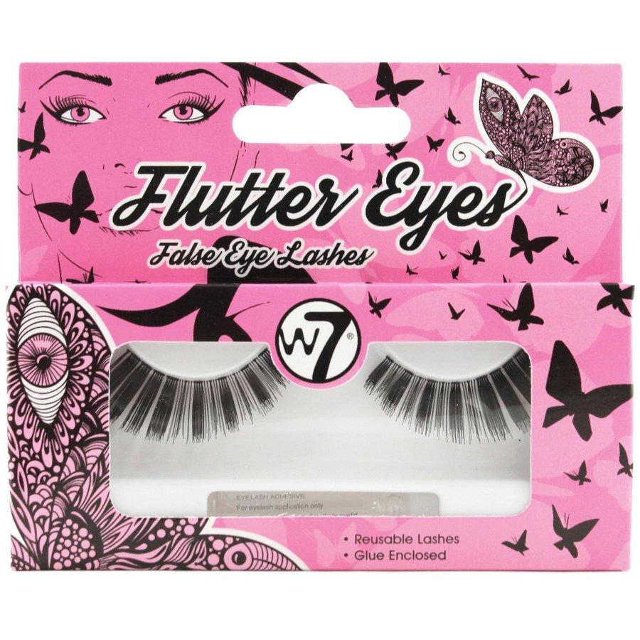 Gene False W7Cosmetics Flutter Eyes 04