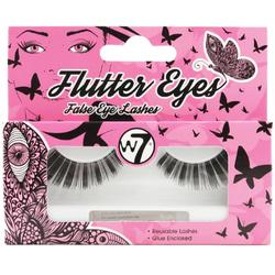 Gene False W7Cosmetics Flutter Eyes 04