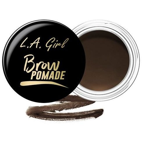 Gel Conturare Sprancene L.A. Girl Brow Pomade Warm Brown
