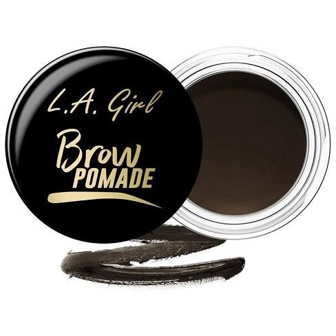 Gel Conturare Sprancene L.A. Girl Brow Pomade Soft Black