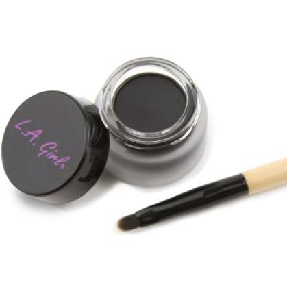 Contur De Ochi L.A. Girl Gel Liner Kit Very Black