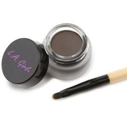 Contur De Ochi L.A. Girl Gel Liner Kit Dark Brown