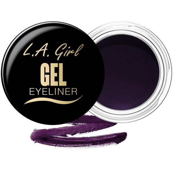 Contur De Ochi L.A. Girl Gel Eyeliner Raging Purple
