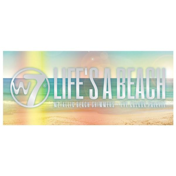 W7 Cosmetics Fard De Pleoape W7Cosmetics Life's A Beach