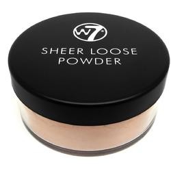 W7 Cosmetics Pudra Fata W7Cosmetics Sheer Loose Powder Ivory