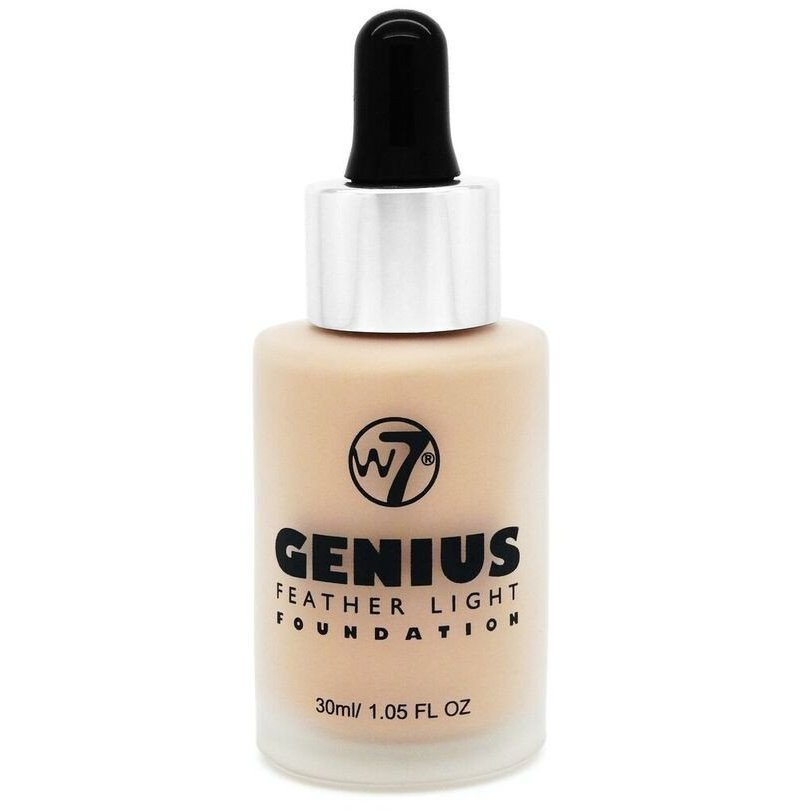 Fond De Ten W7Cosmetics Genius Foundation Buff