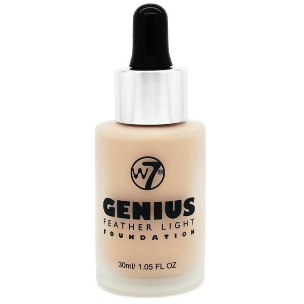 W7 Cosmetics Fond De Ten W7Cosmetics Genius Foundation Buff