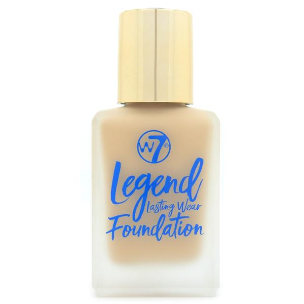 W7 Cosmetics Fond De Ten W7Cosmetics Legend Foundation Sand Beige