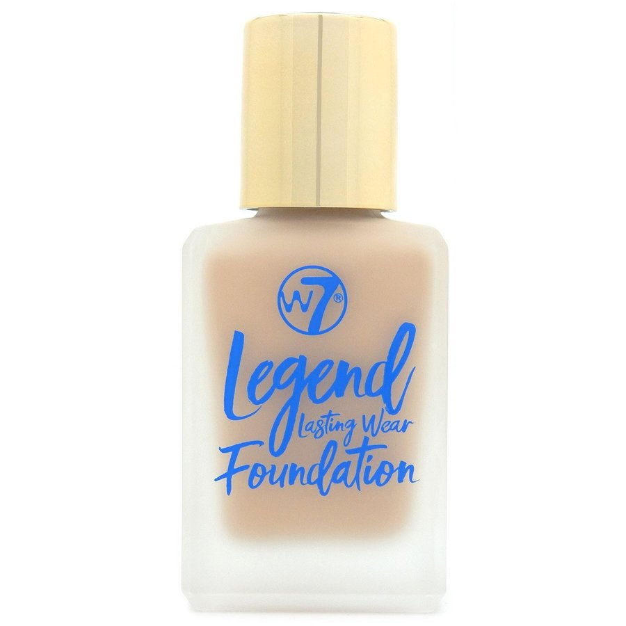 Fond De Ten W7Cosmetics Legend Foundation Natural Beige