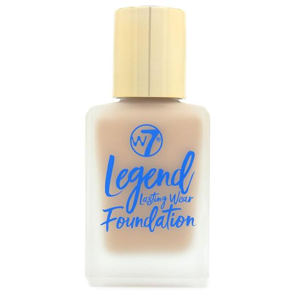 W7 Cosmetics Fond De Ten W7Cosmetics Legend Foundation Natural Beige