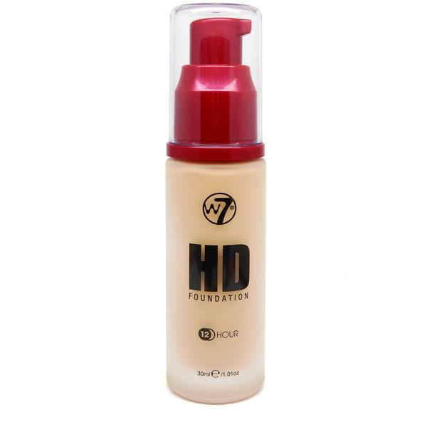 W7 Cosmetics Fond De Ten W7Cosmetics HD Foundation Buff