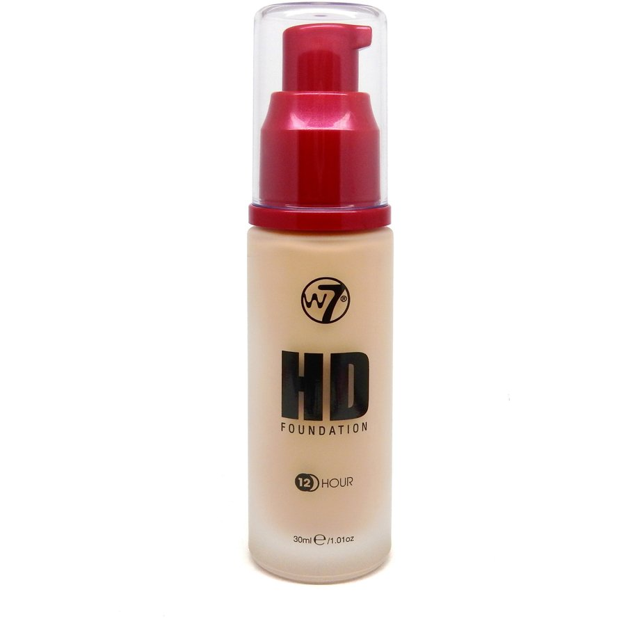 Fond De Ten W7Cosmetics HD Foundation Early Tan