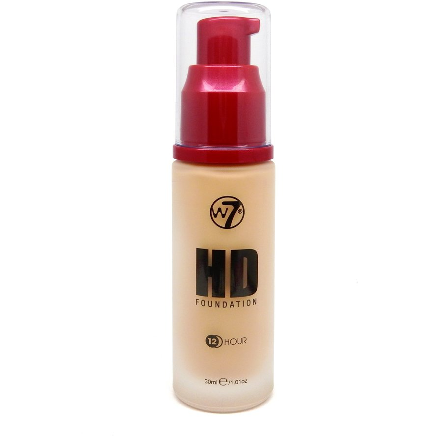 Fond De Ten W7Cosmetics HD Foundation Fresh Beige
