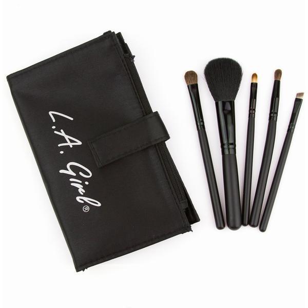 Set 5 Pensule L.A. Girl Essential Brush Set