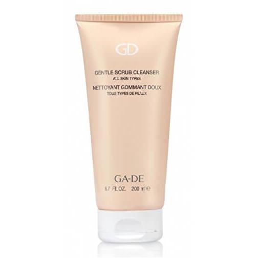 GA-DE Gel De Curatare Pentru Toate Tipurile De Ten GADE Gentle Scrub Cleanser All Skin Types