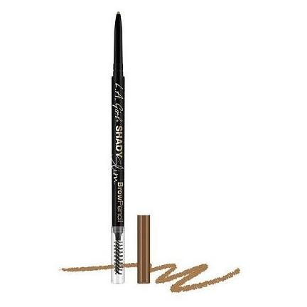 L.A. Girl Creion De Sprancene Shady Slim Brow Pencil - Taupe