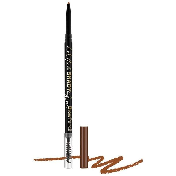 L.A. Girl Creion De Sprancene Shady Slim Brow Pencil -Aubrn