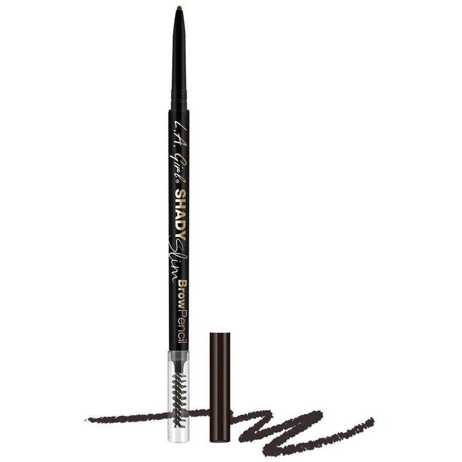 Creion De Sprancene Shady Slim Brow Pencil - Blackest Brown
