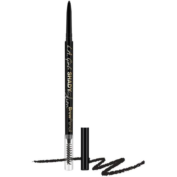 L.A. Girl Creion De Sprancene Shady Slim Brow Pencil Black