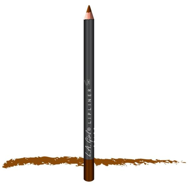 Creion De Buze L.A. Girl Lipliner Pencil Dark Brown - GP507