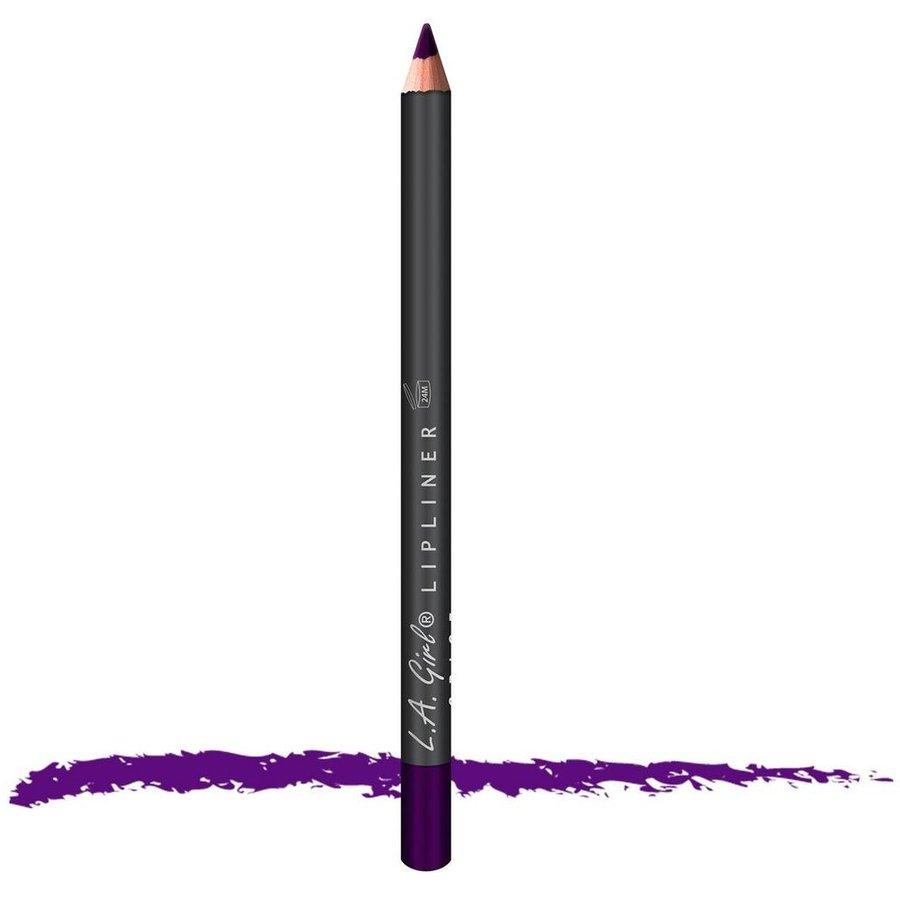 Creion De Buze L.A. Girl Lipliner Pencil Deepest Purple - GP515