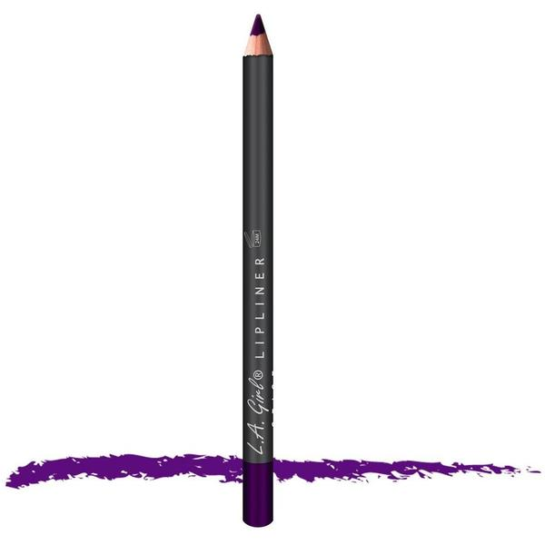 Creion De Buze L.A. Girl Lipliner Pencil Deepest Purple - GP515