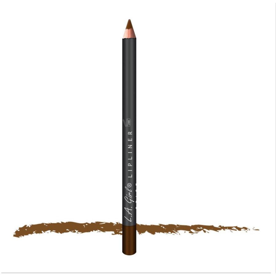 Creion De Buze L.A. Girl Lipliner Pencil - Deepest Brown - GP521