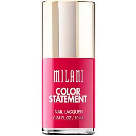 Lac Unghii Milani Color Statement Nail Lacquer Red Label