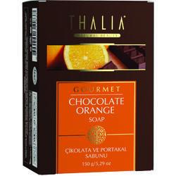 Sapun natural cu ciocolata si portocale Thalia