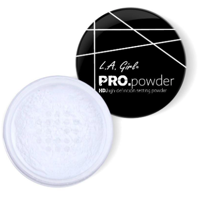 Pudra L.A. Girl HD Setting Powder Translucent