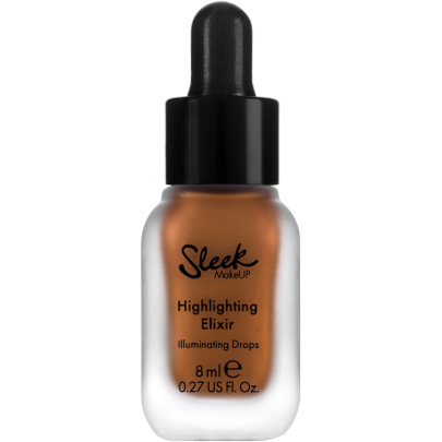 Iluminator lichid Sleek MakeUP Highlighting Elixir Sun Lit