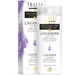 Sampon anti-cadere cu lavanda si salvie Thalia 300 ml