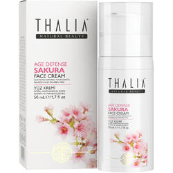 Crema de fata anti-imbatranire Thalia Age Defense sakura 50 ml