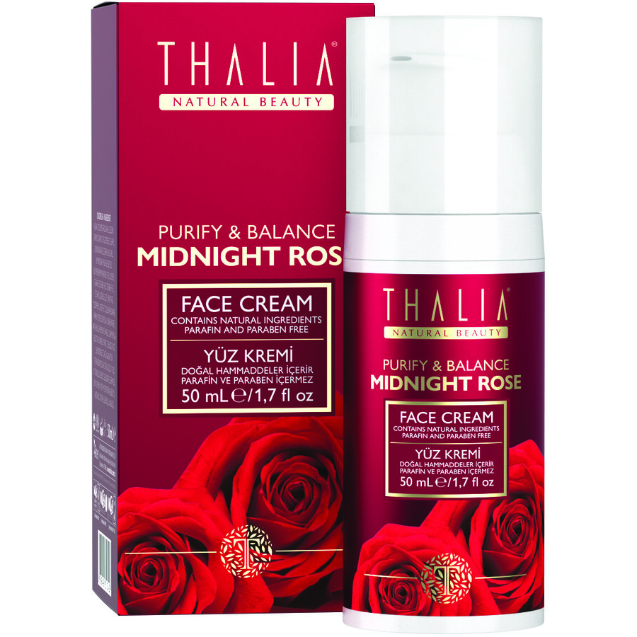 Crema De Fata Purifianta Thalia Midnight Rose 50 Ml
