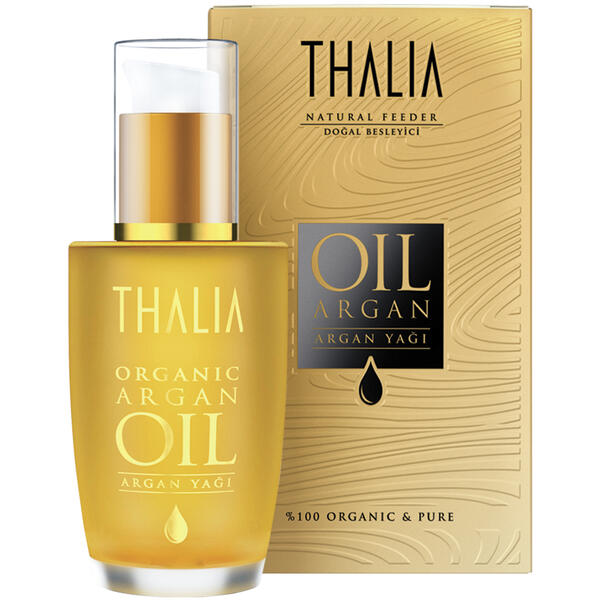 Ulei de argan 100% organic Thalia Natural Feeder 60 ml