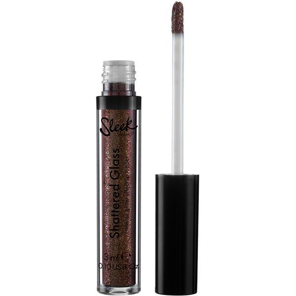 Sleek MakeUP Luciu De Buze Sleek Shattered Glass Lip Topper Onyx Kiss