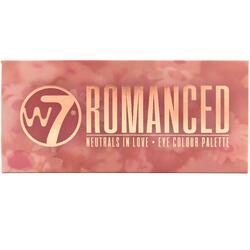 W7 Cosmetics Fard De pleoape W7Cosmetics Romanced