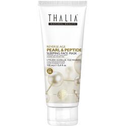 Masca De Fata Cu Perle Si Peptide Thalia Reverse Age Pearl & Peptide Sleeping Face Mask 75 ml