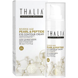 Crema Contour De Ochi Cu Perle Si Peptide Thalia Eye Contour Cream Reverse Age Pearl&Peptide 30 ml