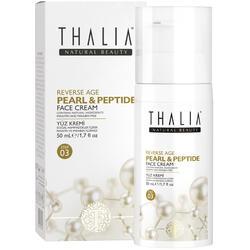 Crema De Fata Cu Perle Si Peptide Thalia Reverse Age Pearl&Peptide Face Cream 50 ml