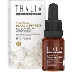Ser Pentru Fata Cu Perle Si Peptide Thalia Reverse Age Pearl & Peptide Face-Up Serum 10 ml