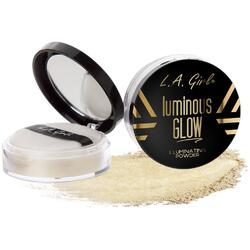 Iluminator Pudra L.A. Girl Luminous Glow Illuminating Powder GLP694 24k