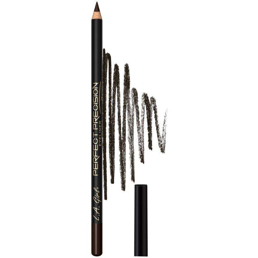 Creion De Ochi L.a. Girl Perfect Precision Eyeliner Gp702 Dark Brown