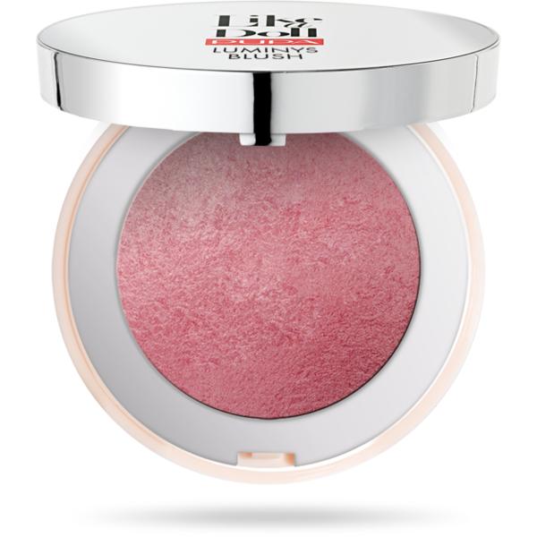 Pupa Milano Fard De Obraz Pupa Like A Doll Luminys Blush Starry Pink 102
